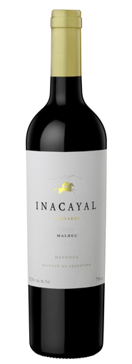 Picture of Inacayal Malbec 2018
