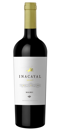Picture of Inacayal Select Malbec 2017