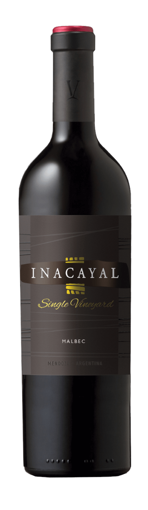 Picture of Inacayal Single Vineyard Malbec 2017