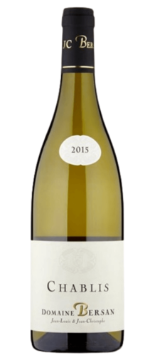 Picture of Domaine Bersan Chablis 2019