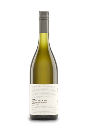 Picture of Glover Family Vineyards BOB Short for Kate Sauvignon Blanc 2019