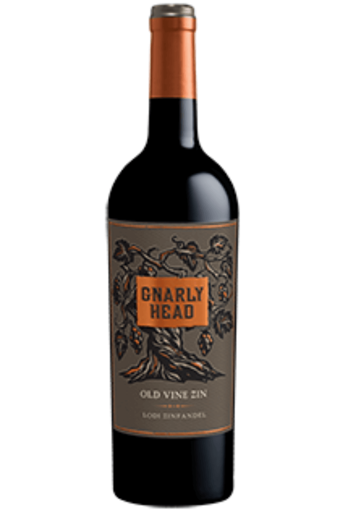 Picture of Gnarly Head Old Vine Zinfandel 2018
