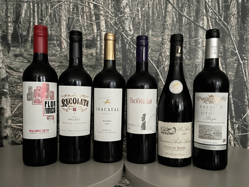 Picture of Everyday Reds (Mixed Case)