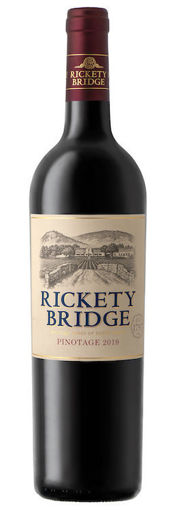 Picture of Rickety Bridge Pinotage 2019